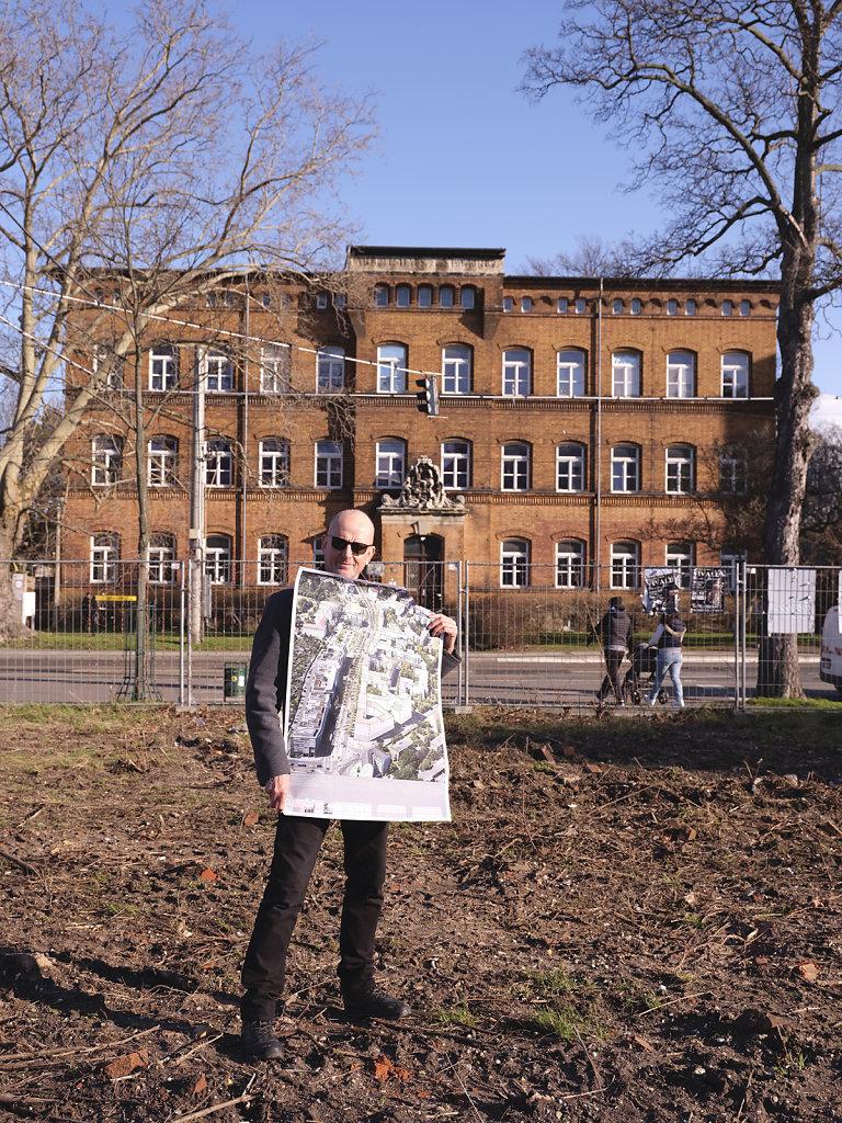 Andreas, Architekt